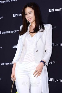 MBLAQミル、A PINKら「UNITED NUDE」オープニングイベントに出席 コン・ヒョンジュ