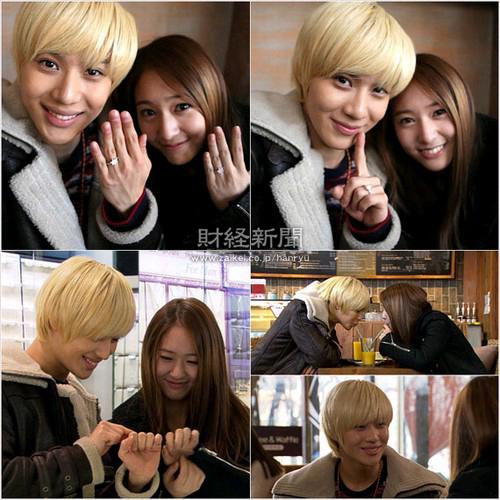 Shinee Taemin And Fx Sulli Dating