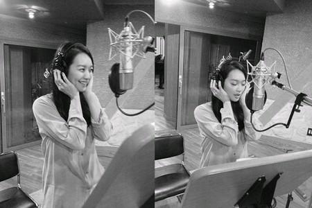 シン・ミナ、『アラン使道伝』OSTに挑戦!レコー... [写真]シン・ミナ、『アラン使道伝』OS
